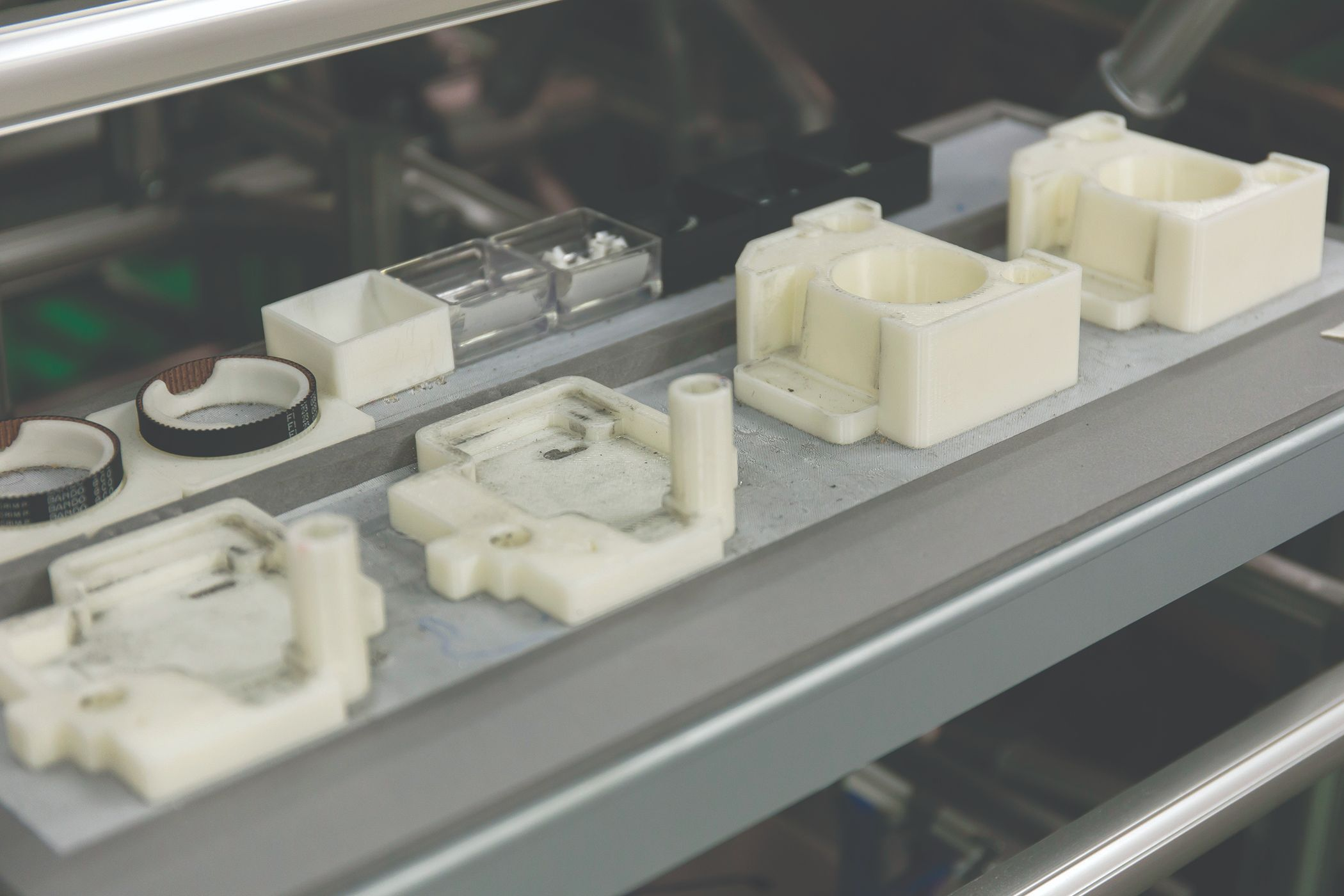 Jigs and fixtures that once took two weeks to produce can now be printed in a few hours.